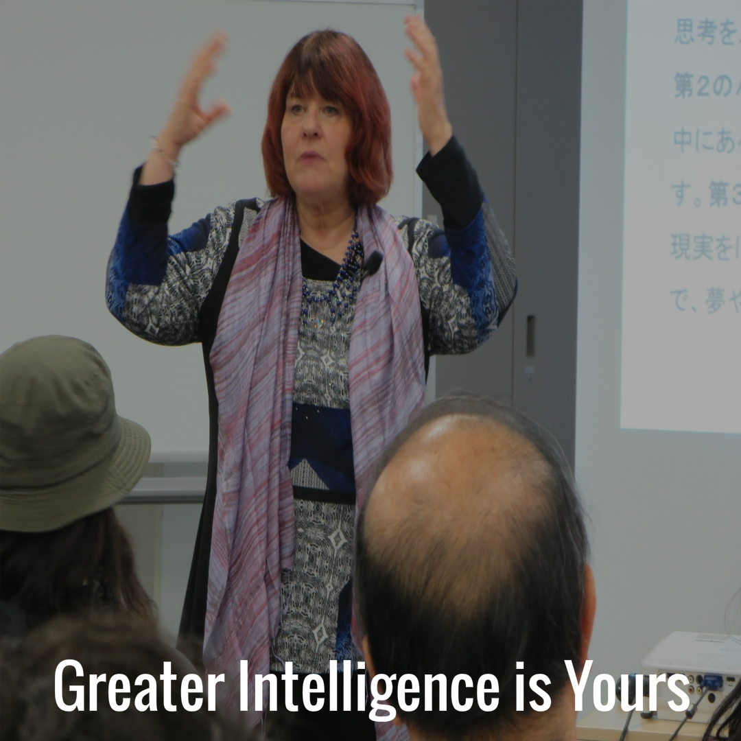 01 Greater Intelligence is Yours