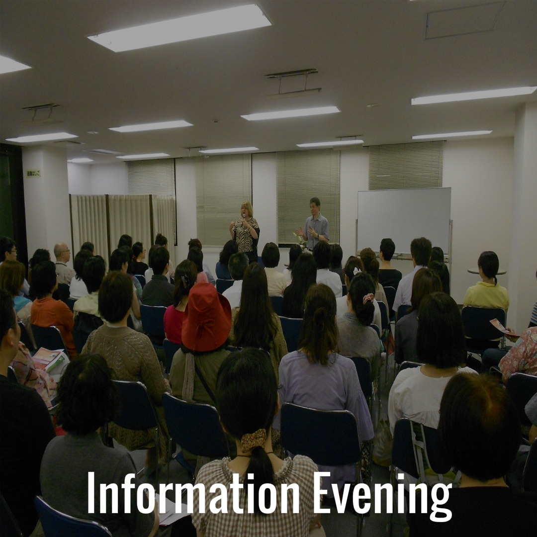 01 Information Evening