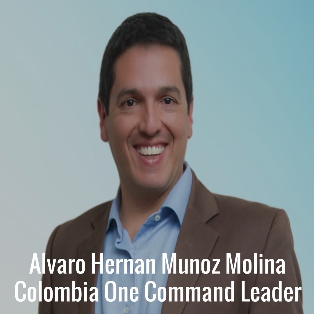 Alvaro Hernan Munoz Molina Colombia One Command Leader