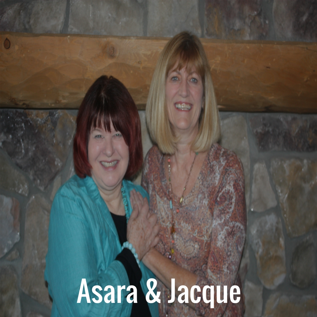 Asara and Jacque