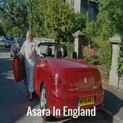 08 Asara in England