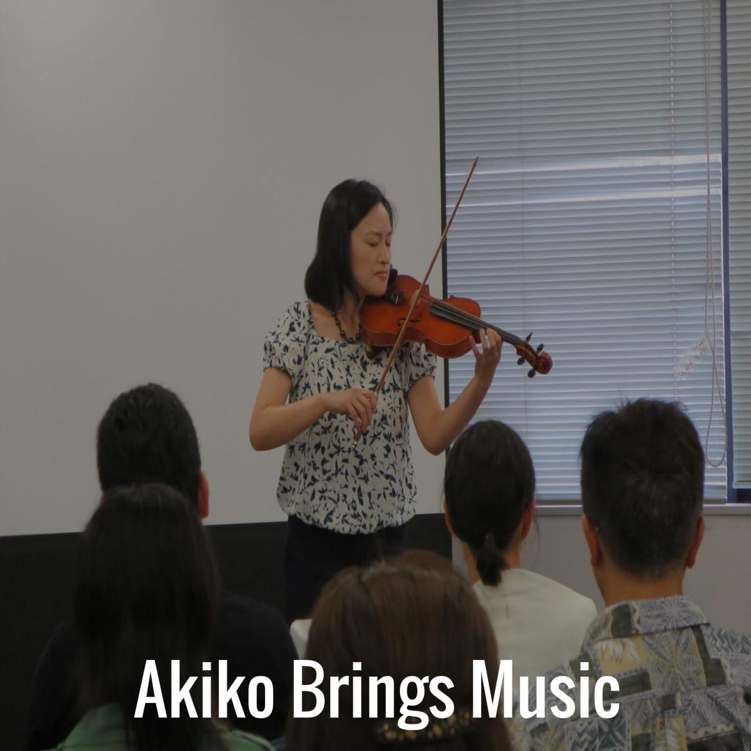 10 Akiko Brings Music