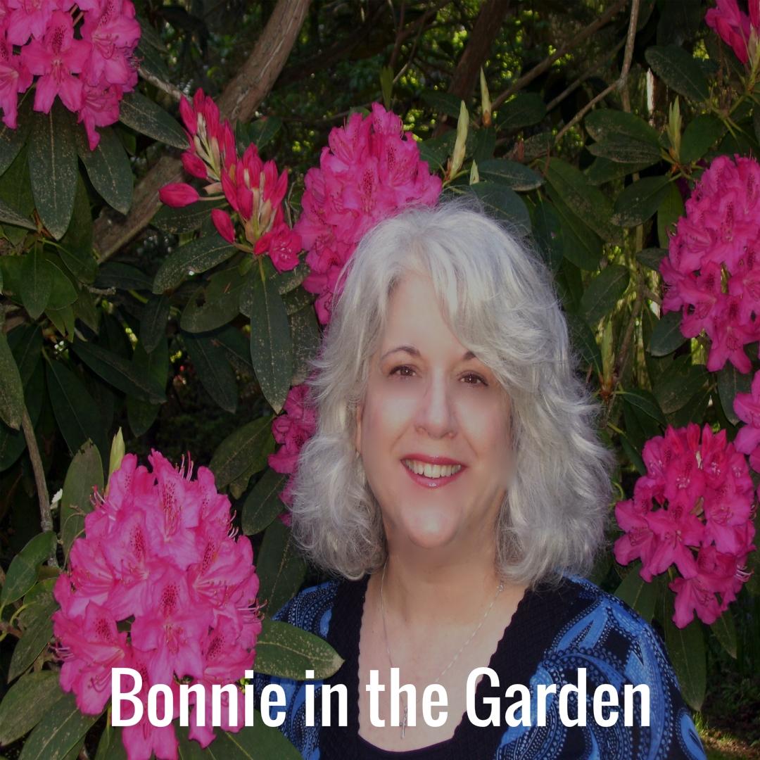 Bonnie in the Garden
