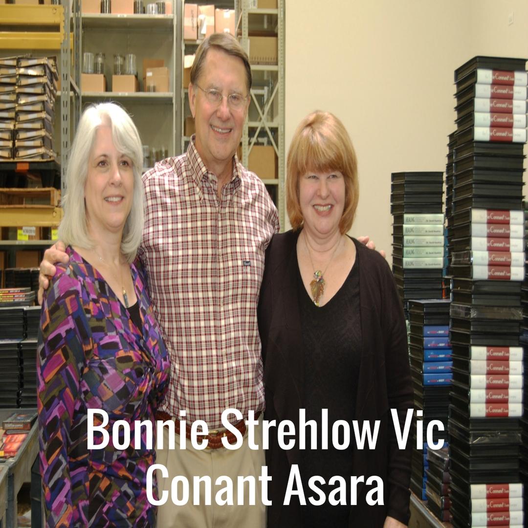 Bonnie Strehlow Vic Conant Asara