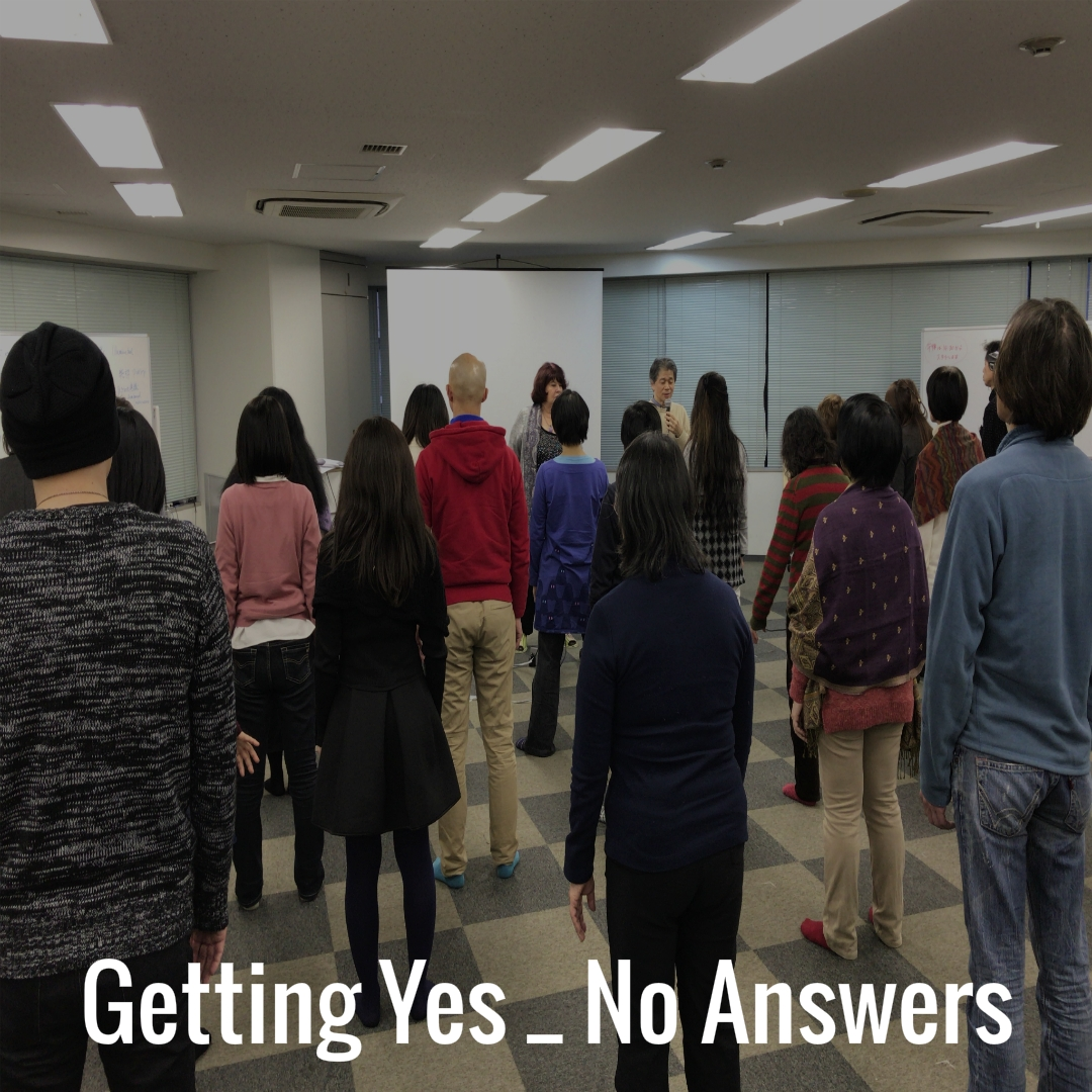 15 Getting Yes-No Answers