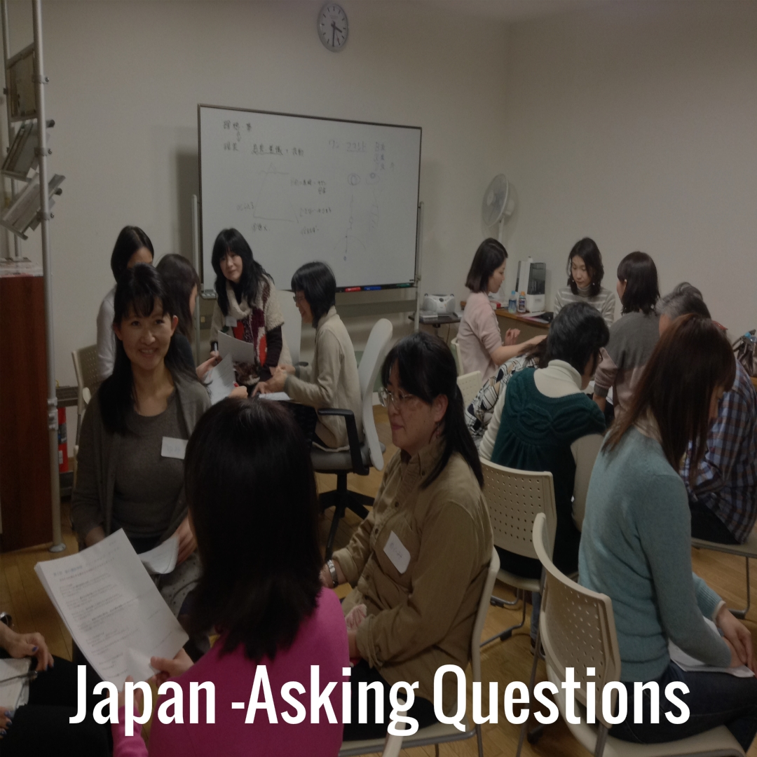 16 Japan-Asking Questions