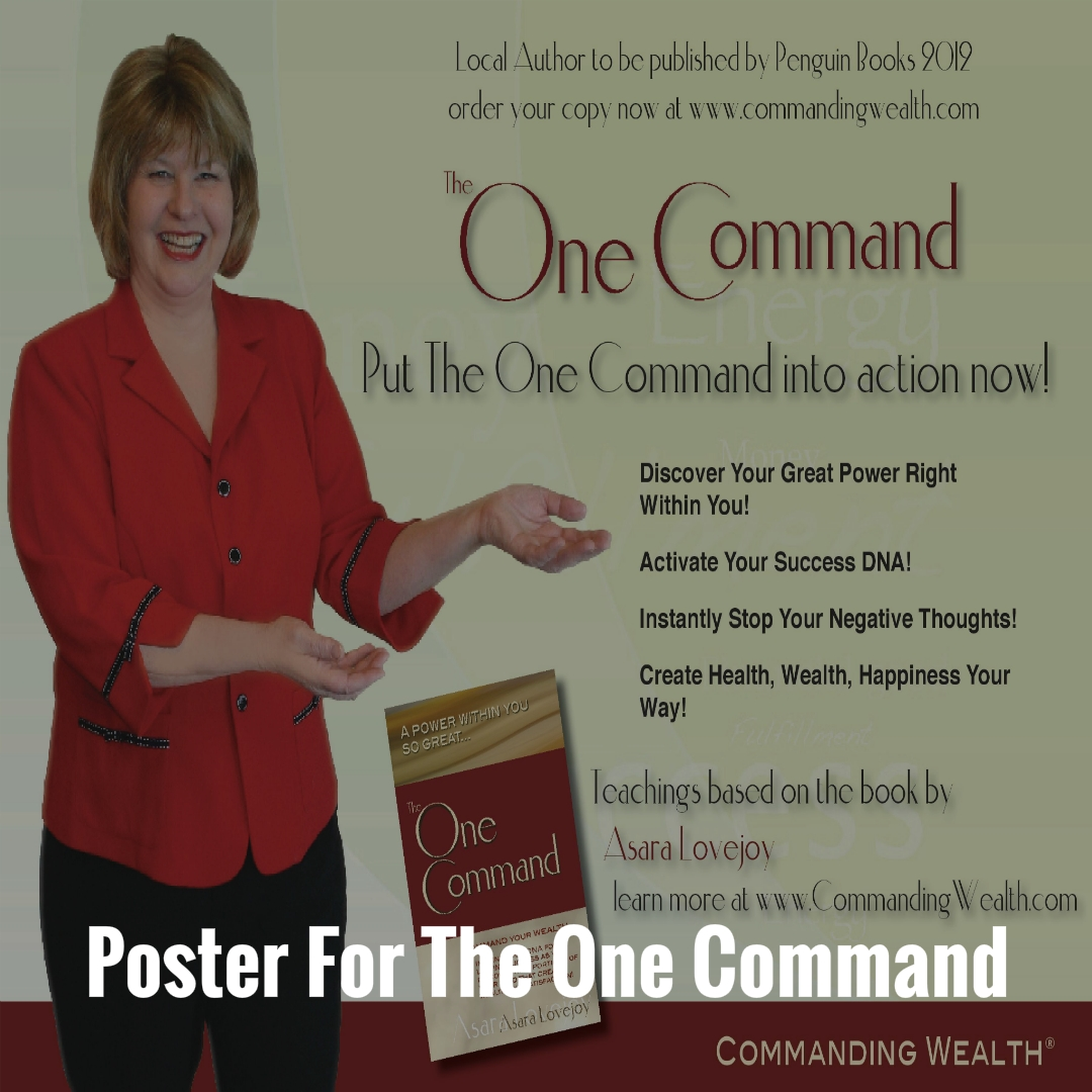 21 Poster for The One Command