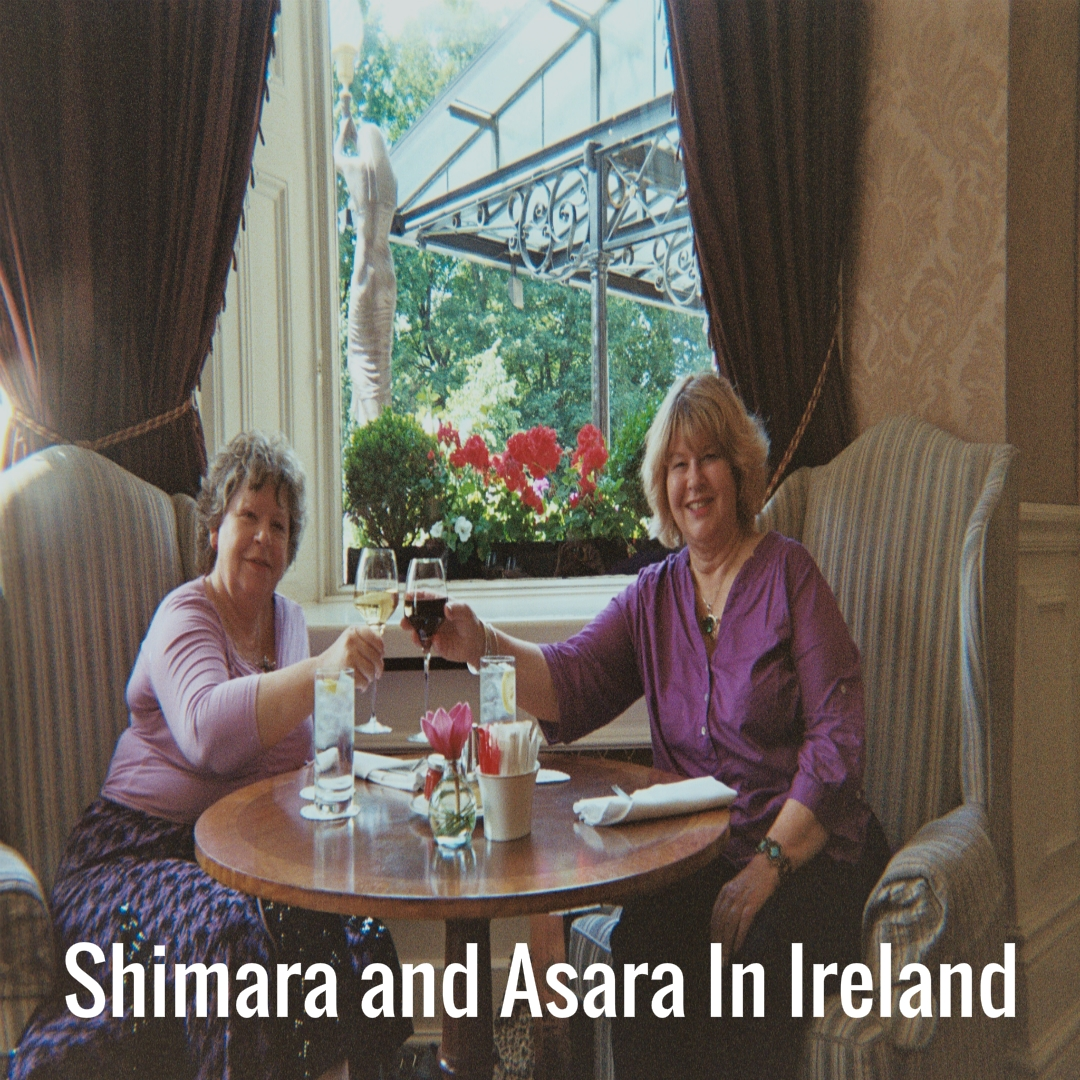 Shimara and Asara In Ireland
