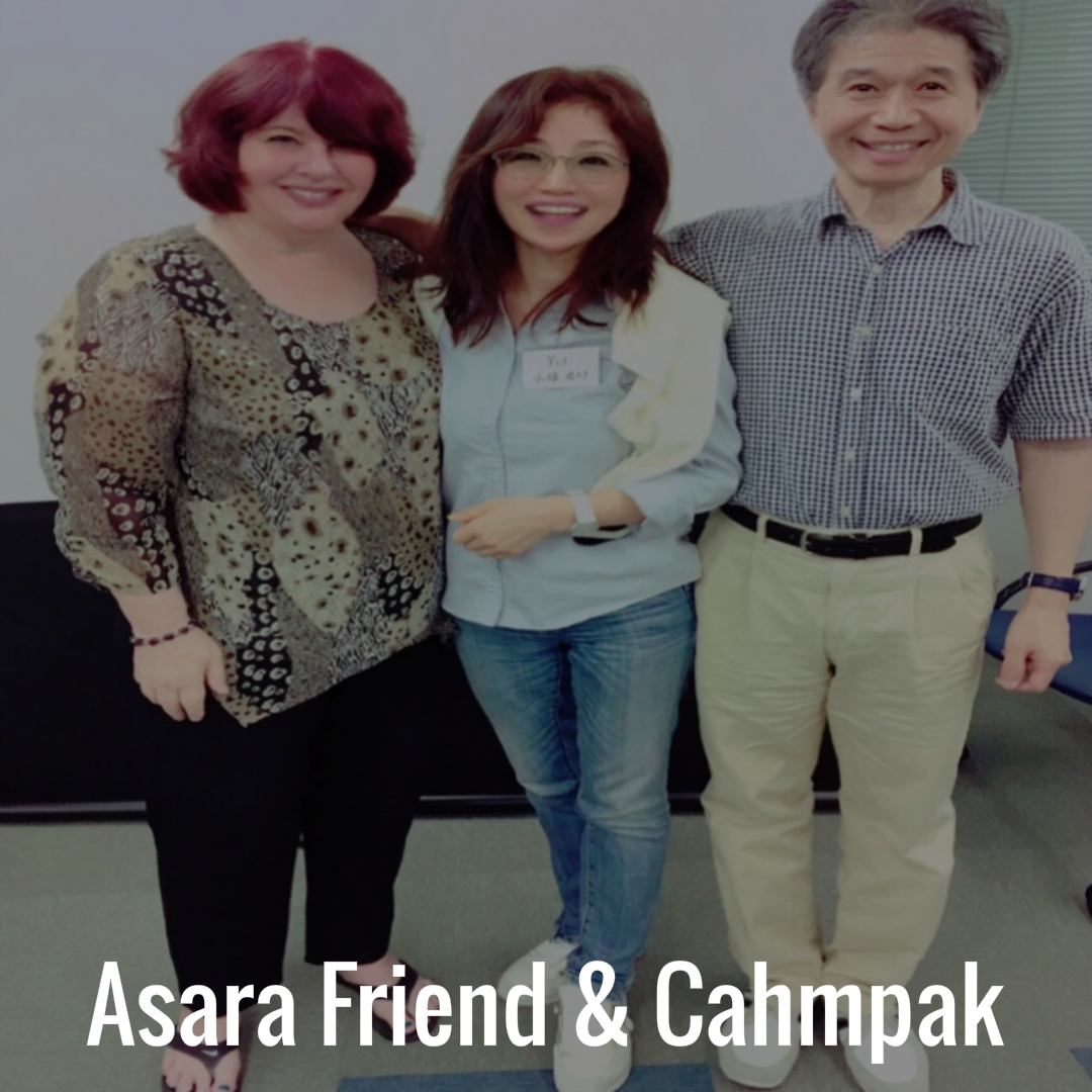 24 Asara Friend and Cahmpak