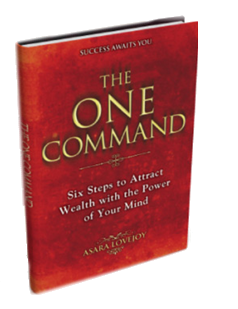 Asara lovejoy the one command