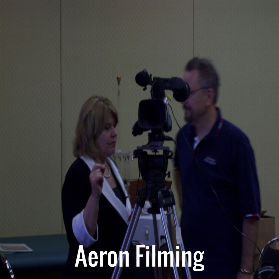 02 Aeron Filming