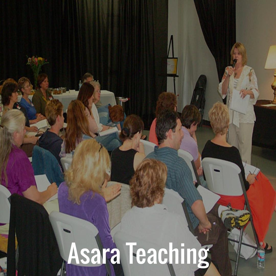 07 Asara Teaching