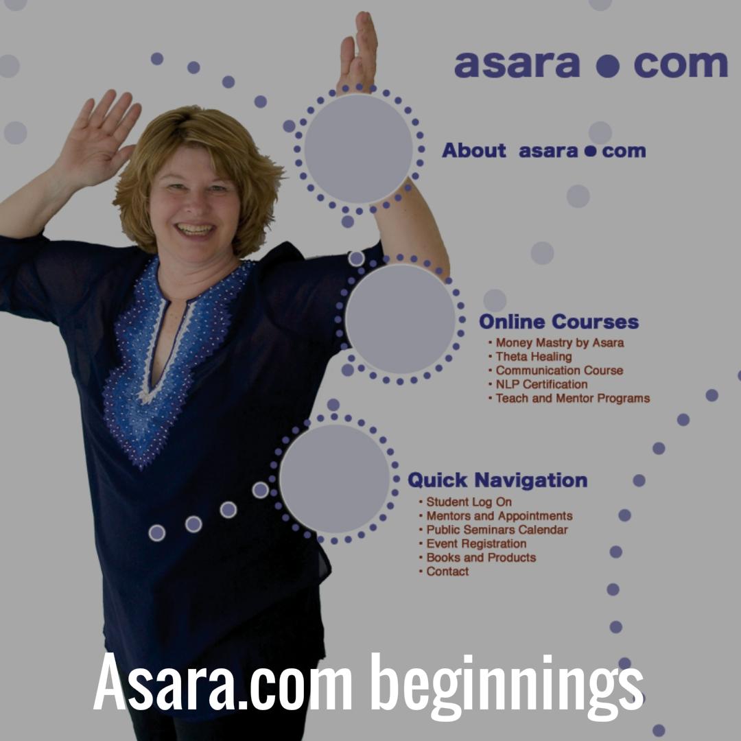 09 Asara.com beginnings