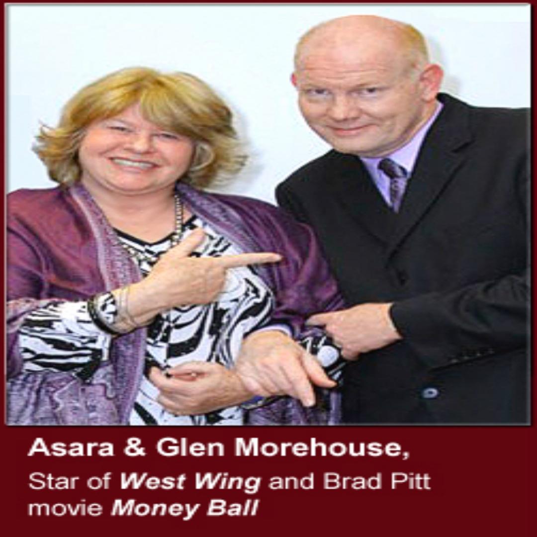 Asara and Glen Morehouse