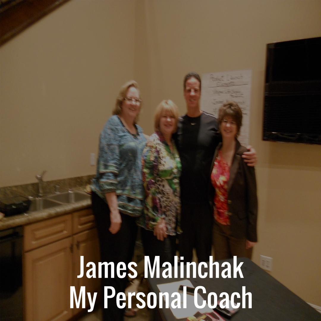 12 James Malinchak My Personal Coach
