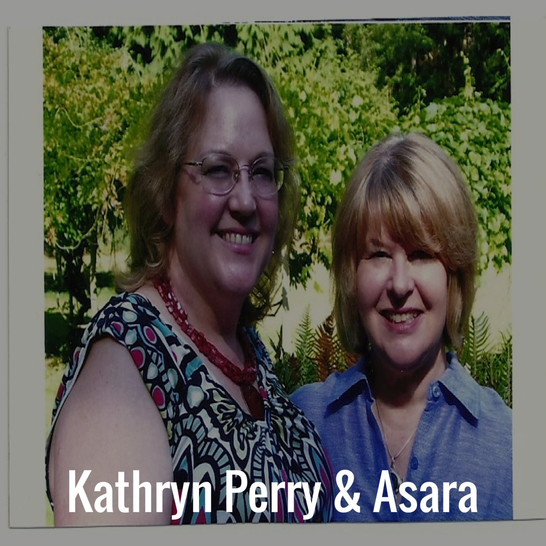 Kathryn Perry and Asara