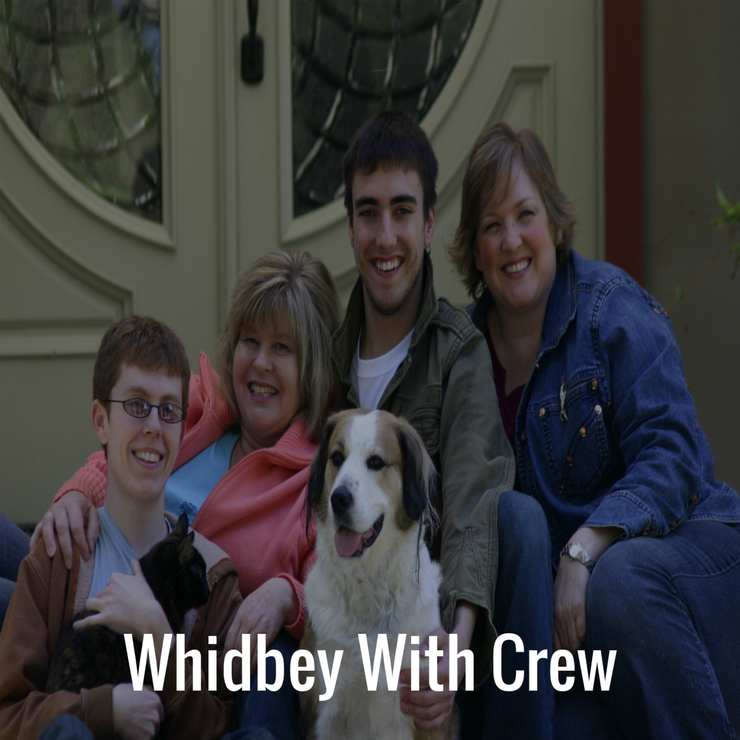21 Whidbey with Crew