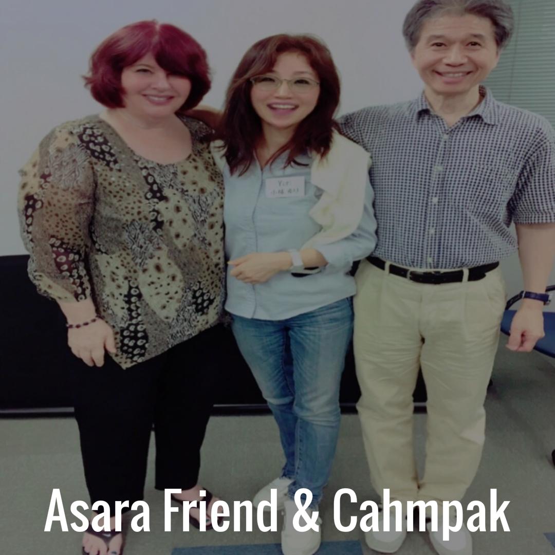 24 Asara Friend and Cahmpak