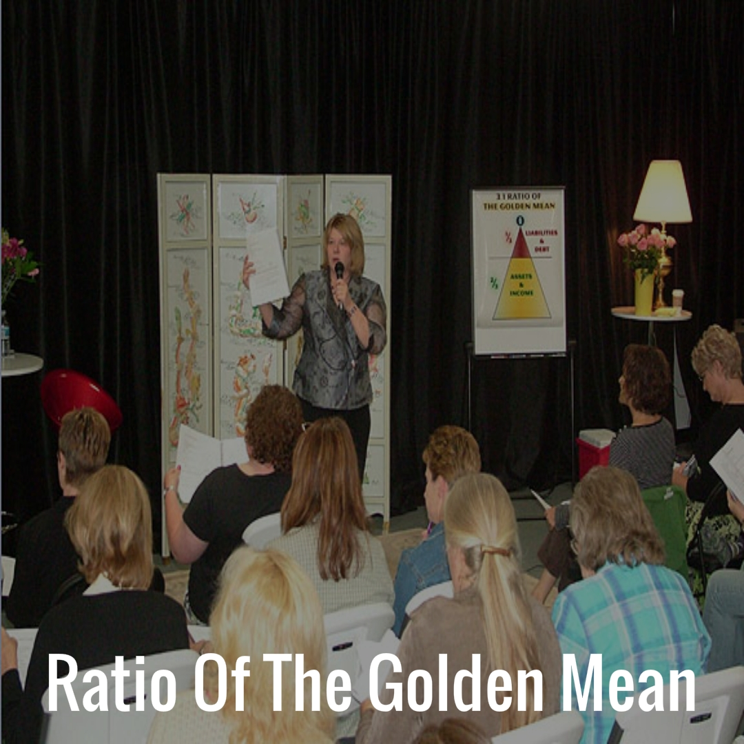 24 Ratio of The Golden Mean