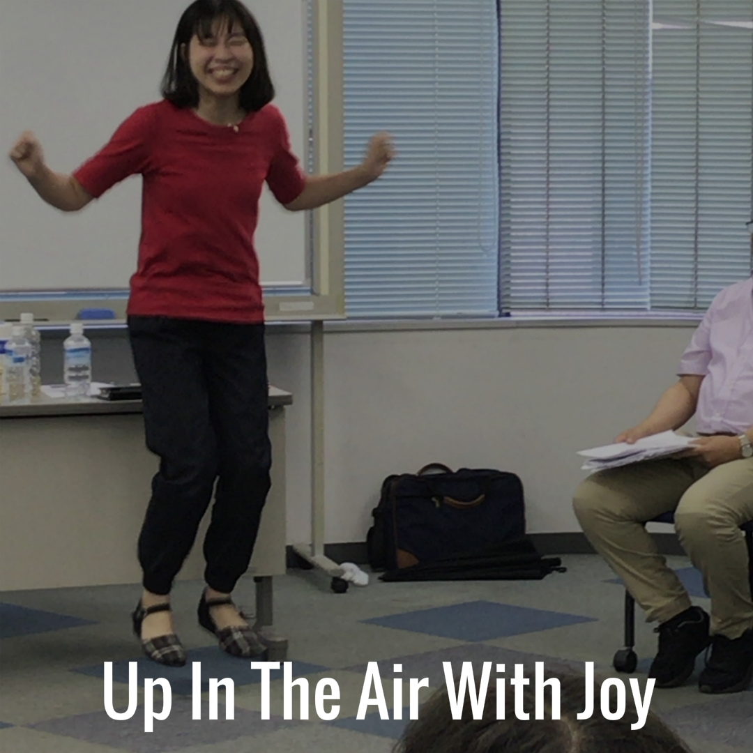 27 Up in the Air with Joy