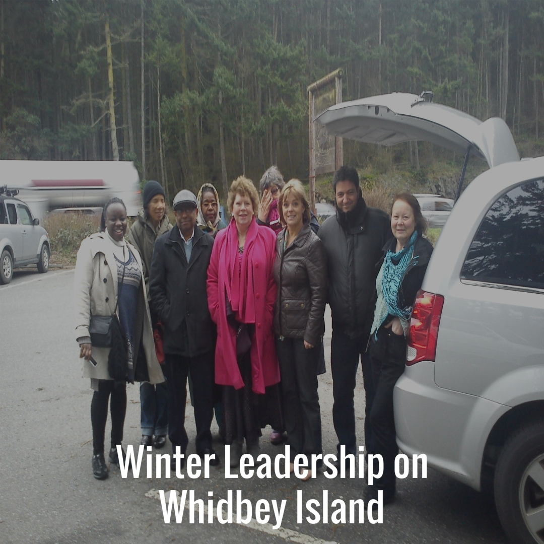 30 Winter Leadership on Whidbey Island